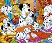 101 Dalmatiers puzzel