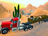 18 Wheeler Cargo Simulator
