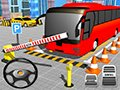 American Tourist Bus Simulator Bus Parking 2019
