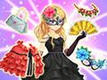 Anime Prinzessinnen Dress Up