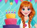 Annas Geburtstagskuchen