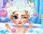 Baby Elsa Pflege