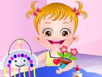 Baby Hazel Bastelspaß
