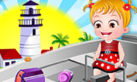 Baby Hazel Leuchtturm-Abenteuer
