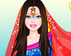 Bekleide die Prinzessin aus Iran