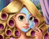 Blonde Prinzessin umstylen