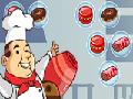 Bubble-Shooter: Der Koch