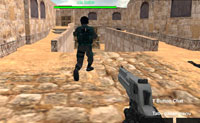 Counterstrike Combat Strike
