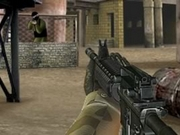 CS Golden Sniper