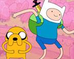 Das verrückte Abenteuer mit Finn und Jake