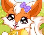 Der niedliche Fuchs