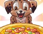 Die Pizza von meinem Hund
