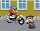 Die Zombies wollen mein Motorrad