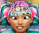 Exotische Prinzessin: Gehirnchirurg