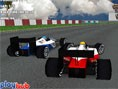 Formel-Fahrer 3D