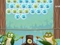 Frosch in der Blase