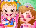 Hazel Baby Tee Party