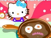Hello Kitty Winter Breakfast