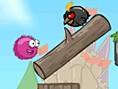 Hüpfender Fusselball 3