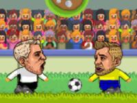Kickende Köpfe: WM