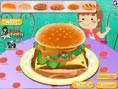 Leckere Hamburger