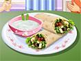 Leckere Sandwich- Wraps