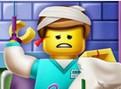 Lego: Genesung im Krankenhaus