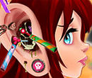 Lustiger Ohrenarzt