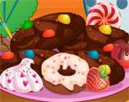Mach ein Schokoladenkuchen