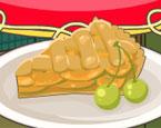 Mach einen Apfelkuchen