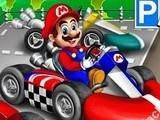 Mario Kart Parking Hacked