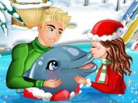 Meine Delfin-Show: Weihnachten
