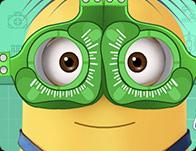 Minion At Eye Clinic