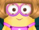 Minion Girl Dress-Up