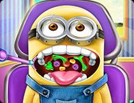 Minion Throat Doctor