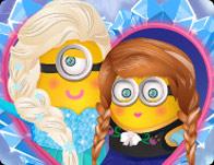 Minions Frozen Design
