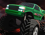 Monster-Lastwagen Angriff