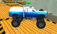 Monster Truck 3D: Arena Stunts