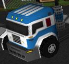 Parken Sie 3D LKW
