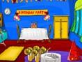 Party Halle dekorieren