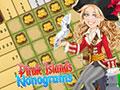 Piraten Nonogramm