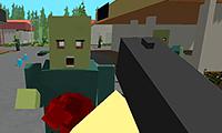 Pixel-Überlebenskampf