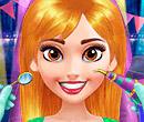 Prinzessin beim Zahnarzt