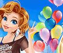 Prinzessin: Coachella-Festival