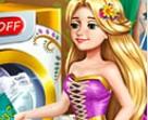Prinzessin Goldie: Waschtag