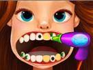 Prinzessin: Zahnpflege