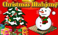Spiele Christmas Mahjong