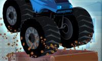 Spiele Monster Truck-Testfahrten