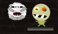 Spiele Mumie und Monster
