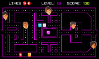 Spiele One Direction Pac-Man
